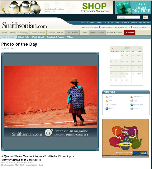 Photo of the Day – Smithsonian.com